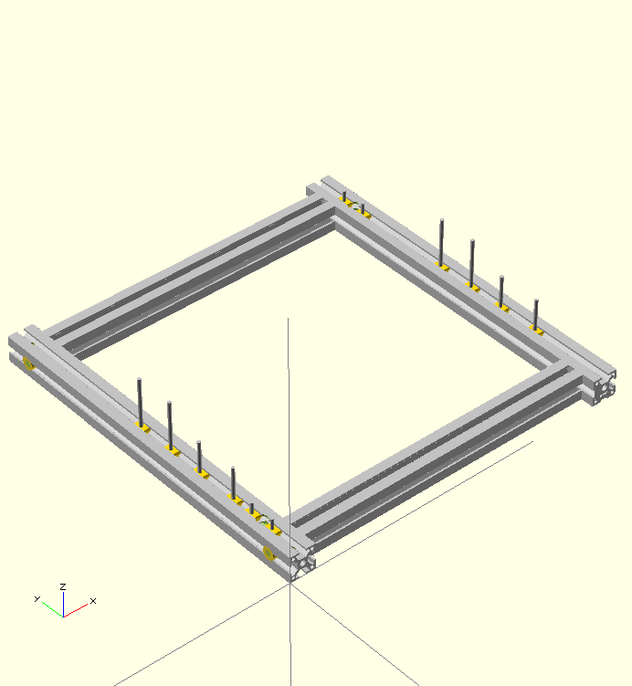 frame assembled
