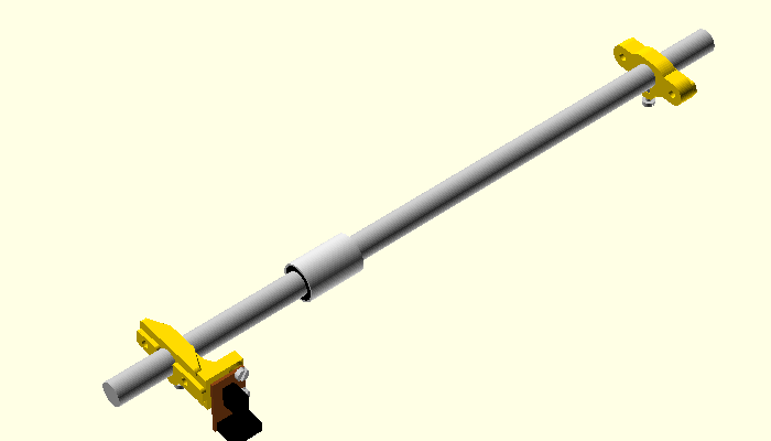 x shaft 1