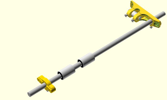 x shaft 2