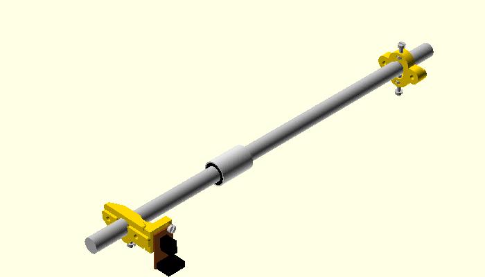 y shaft 1