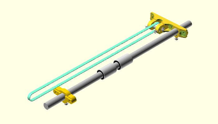 y shaft 2